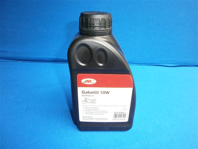 Gabelöl 10W medium 1.0 liter